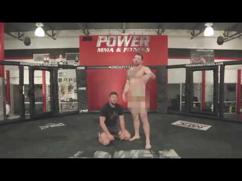 Ryan Bader's Tip of the Week – Naked Single Leg Defense