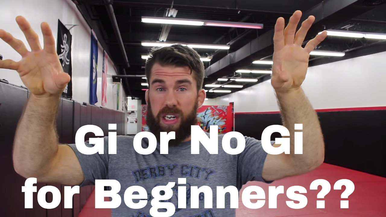 Should Beginners Focus on Gi or No GI BJJ (Is the GI Unrealistic)