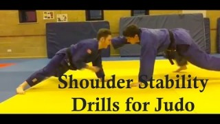 Shoulder Stability Drills for Judo & BJJ – Ben Whybrow