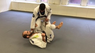 The Best Way To Get Out Of The X-Guard by Isaque Bahiense