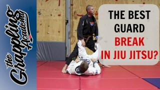 The Easiest Guard Break in Jiu Jitsu? – Tom Davey