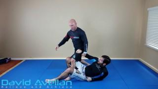 The Standing Reverse Kimura Throw – David Avellan