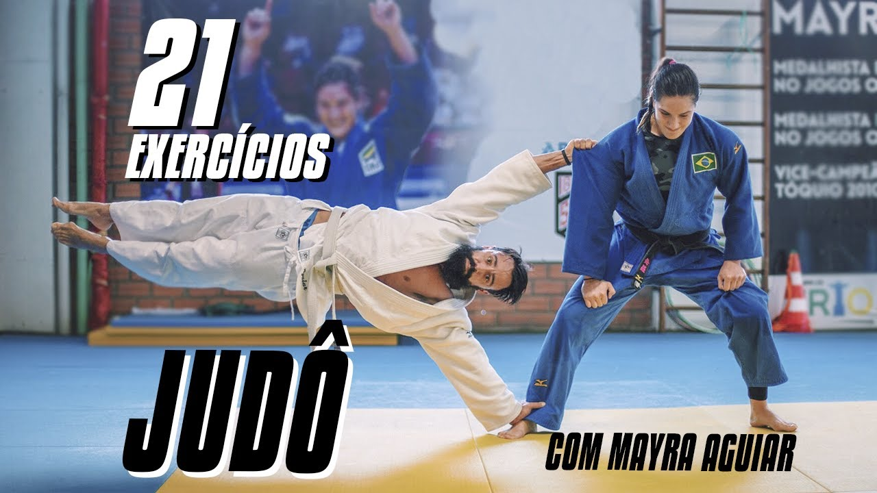 20 Bodyweight Exercises For Judo