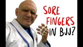 3 Fixes for Sore Fingers In BJJ – Stephan Kesting