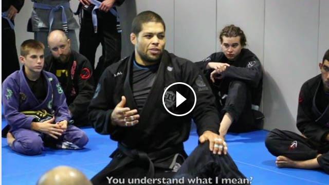 André Galvão: Jiu Jitsu Drilling Concepts