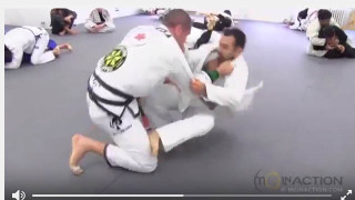 Marcelo Garcia Uses Slick move To Sweep Rafael Lovato Jr
