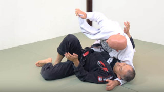 A High Percentage Low Risk Choke Submission from Sidemount – Stephan Kesting