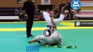 Headstand Butterfly Guard Pass – Marcelino Freitas