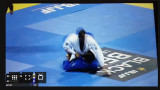 Bruno Malfacine DLR Sweep to Mount – 2017 IBJJF Worlds