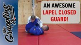 An Awesome – Lapel Closed Guard! – Tom Davey