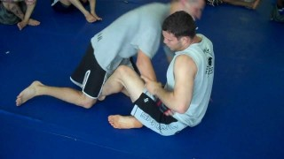 Butterfly Guard to Guillotine and Anaconda Choke – Ricardo Almeida