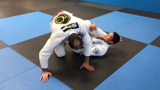 Calf Lock From X-Guard by Mike Cusi feat. Faria