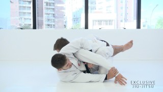 Closed Guard Sweep and Kimura Lock – Essence Of Jiu-Jitsu