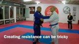 Easiest Takedown in BJJ: Hook sweep Takedown like Erberth Santos