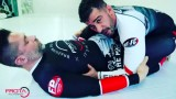 Butterfly Guard Pass to Reverse Heel Hook- Augusto Frota