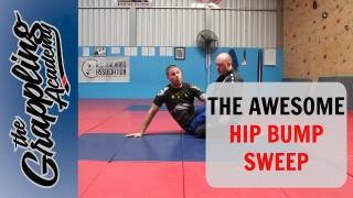 Hip Bump Sweep – Tom Davey