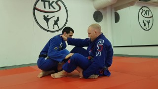 How To Sweep Someone Stalling in Your Guard- Thomas Johannessen
