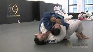 Marcelo Garcia Hunting The Crucifix On Jimmy Pedro
