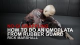 Omoplata from Rubber Guard – Evolve