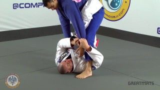 Rodrigo Comprido shows THE BEST Sweep from closed guard