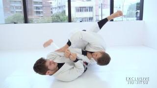 Scissor Sweep from the Closed Guard – Essence Of Jiu-Jitsu