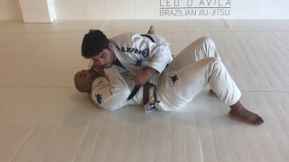 """Scorpion Lock"" – Modified Americana (Prof. Leo D'avila | Atos Miami BJJ)"