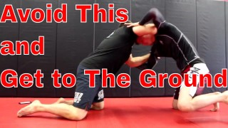 Takedowns from The Knees in BJJ Are a Waste of Time
