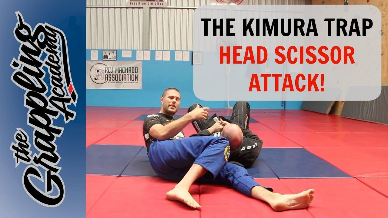 The Kimura Trap – Head Scissor Attack – Tom Davey