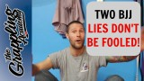 Two BJJ Lies – I Wish I Knew 10 Years Ago! – Tom Davey