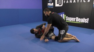 Weird Kimura From Top Half – Tom DeBlass