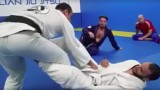 Ultimate Counter: Calf Slicer/Leg Drag Against De La Riva Guard- Pablo Cabo
