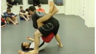 Marcelo Garcia's Effective Way To Open Closed Guard No Gi