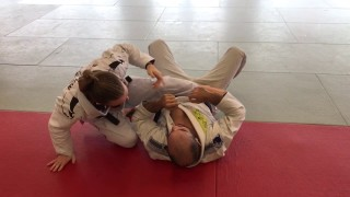 A Trick To Finish The Armbar From The Mount By Chris Downing feat. Faria