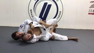 Arm Drag From Over Under Pass – Lucas Lepri Cousin's Fred Silva
