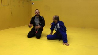 Armbar Trap From The Mount – Jordan Lutsky
