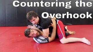 BJJ Half Guard Sweep Against Wrestlers (Overhook Counter)
