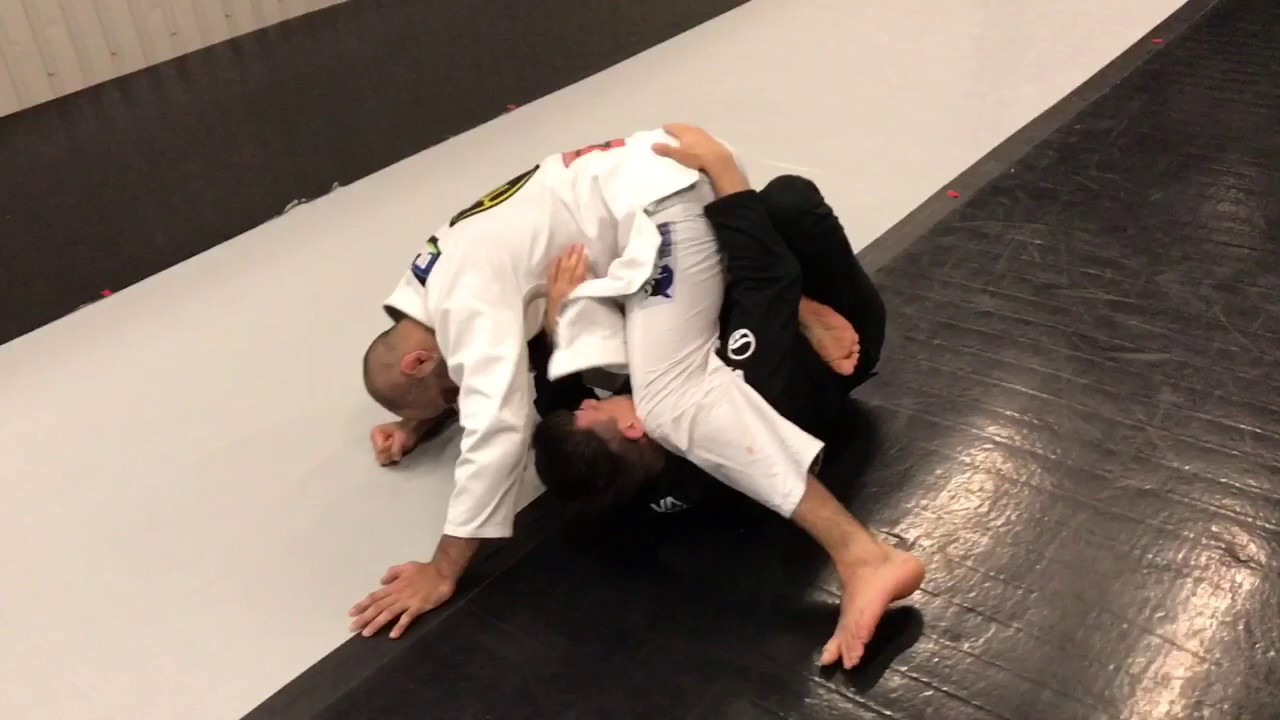 Calf Lock by Josh Mancuso