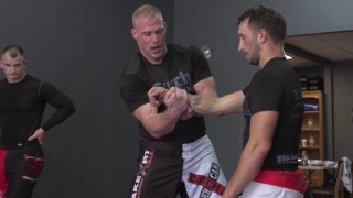 Catch Wrestling: The Russian Tie in detail