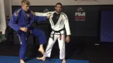 Foot Sweep to Ankle Pick- Travis Stevens