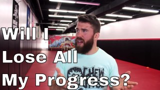 Forced to Take Time Off BJJ? ( Why You Shouldn't Worry ) – Nick Albin