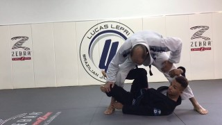 "From De La Riva Guard To ""Y"" Guard Sweep – Jeffrey Cummings"