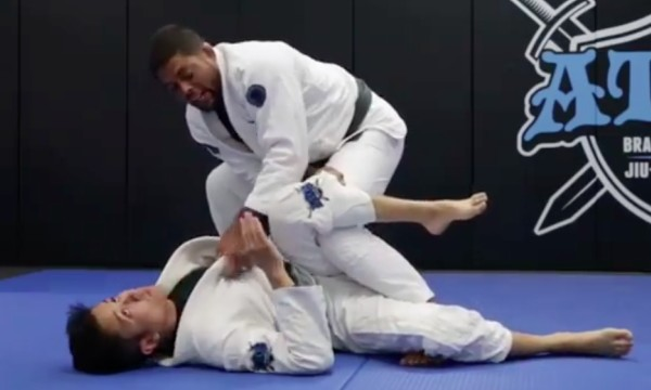 Improve Your Leg Drags with Andre Galvao