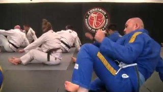 How Cobrinha Does Warm Ups at His Academy