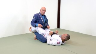 How to Open a Tough Closed Guard -Stephan Kesting