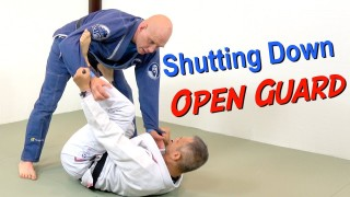 How to Shut Down the Open Guard –  Stephan Kesting