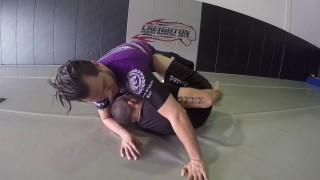 Ruben Alvarez – GCP Technique Tip – Butterfly Half Guard to Heel Hook
