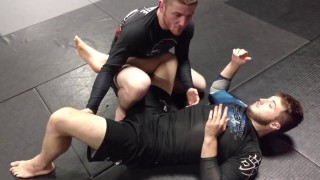 Side Control to Honeyhole – Sean Applegate