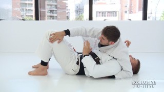 Side Control to the Mount – Essence Of Jiu-Jitsu