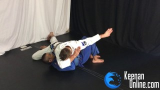 Sneaky Wristlock From Side Control- Keenan Cornelius