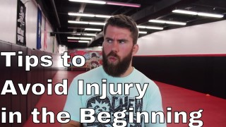 Tips on Starting BJJ with a Pre-Existing Injury